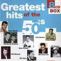Cover  - Greatest Hits Of The 50's