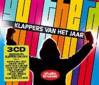 Cover  - Gunther D - Klappers van het jaar
