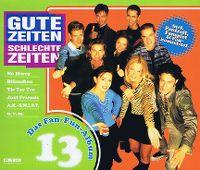 Cover  - Gute Zeiten - Schlechte Zeiten 13 - Das Fan-Fun Album