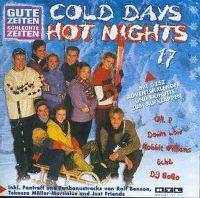 Cover  - Gute Zeiten - Schlechte Zeiten 17 - Cold Days - Hot Nights