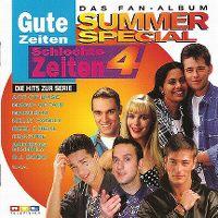 Cover  - Gute Zeiten - Schlechte Zeiten 4 - Summer Special