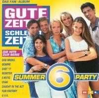 Cover  - Gute Zeiten - Schlechte Zeiten 6 - Summer Party