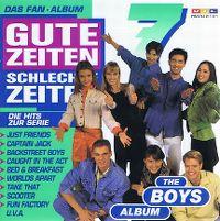 Cover  - Gute Zeiten - Schlechte Zeiten 7 - The Boys Album