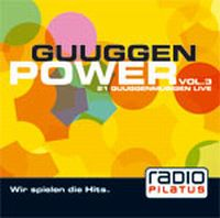 Cover  - Guuggen Power Vol. 3