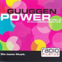 Cover  - Guuggen Power Vol. 8
