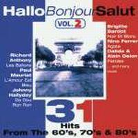 Cover  - Hallo bonjour salut Vol. 2