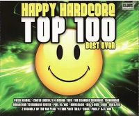 Cover  - Happy Hardcore Top 100 - Best Ever