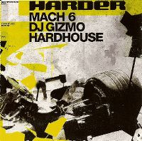 Cover  - Harder Mach 6