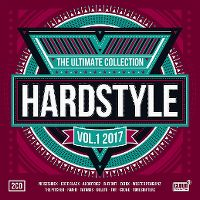 Cover  - Hardstyle - The Ultimate Collection Vol. 1 2017