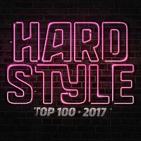 Cover  - Hardstyle Top 100 - 2017