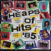 Cover  - Heaps Of Hits '85