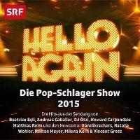 Cover  - Hello Again - Die Pop-Schlager Show 2015