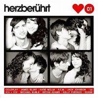 Cover  - Herzberührt 01