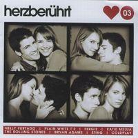 Cover  - Herzberührt 03