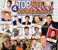Cover  - Het allerbeste van woonwagenhits Top 50 - 4