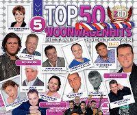 Cover  - Het allerbeste van woonwagenhits Top 50 - 5