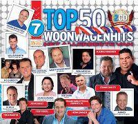 Cover  - Het allerbeste van woonwagenhits Top 50 - 7