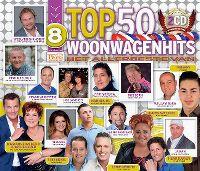 Cover  - Het allerbeste van woonwagenhits Top 50 - 8