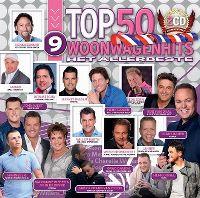Cover  - Het allerbeste van woonwagenhits Top 50 - 9