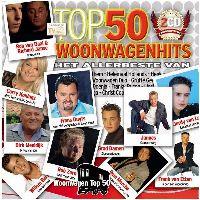 Cover  - Het allerbeste van woonwagenhits Top 50