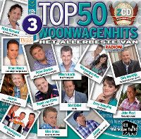 Cover  - Het allerbeste van woonwagenhits Top 50 Volume 3