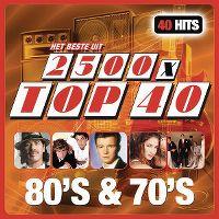 Cover  - Het beste uit 2500 x Top 40