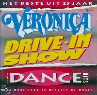 Cover  - Het Beste uit 25 Jaar Veronica Drive-In Show - The Dance Hits