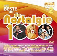 Cover  - Het beste uit de Nostalgie 1000 vol. 2