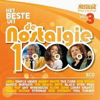 Cover  - Het beste uit de Nostalgie 1000 vol. 3