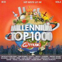 Cover  - Het beste uit de Q-music Millennium Top 1000 vol. 4