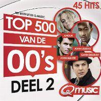 Cover  - Het beste uit de Q Music Top 500 van de 00's (2014)