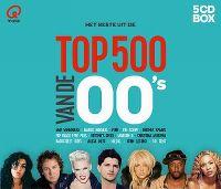 Cover  - Het beste uit de Q Music Top 500 van de 00's (2016)