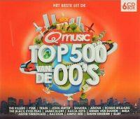 Cover  - Het beste uit de Q Music Top 500 van de 00's