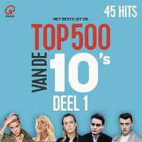Cover  - Het beste uit de Q Music Top 500 van de 10's (2016)