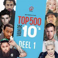 Cover  - Het beste uit de Q Music Top 500 van de 10's (2017)