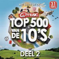 Cover  - Het beste uit de Q Music Top 500 van de 10's