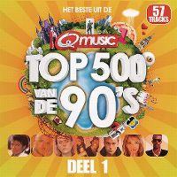 Cover  - Het beste uit de Q Music Top 500 van de 90's (2014)