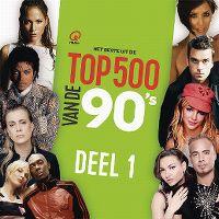 Cover  - Het beste uit de Q Music Top 500 van de 90's (2017)