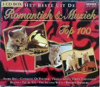 Cover  - Het beste uit de Romantiek & Muziek Top 100