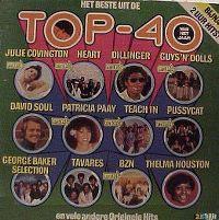 Cover  - Het beste uit de Top 40 (1977)