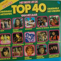 Cover  - Het beste uit de Top 40 van het jaar (1980)