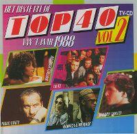 Cover  - Het beste uit de Top 40 van 't jaar '88 Vol. 2