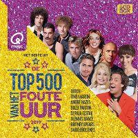Cover  - Het beste uit de Top 500 van het foute uur (2019)