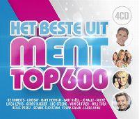 Cover  - Het beste uit Ment Top 600