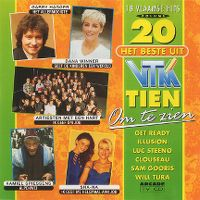 Cover  - Het beste uit Tien Om Te Zien Vol. 20