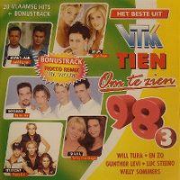 Cover  - Het beste uit Tien Om Te Zien Vol. 28 - 98/3