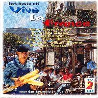 Cover  - Het beste uit Vive la France