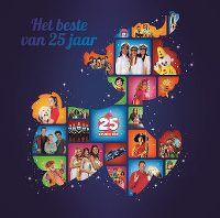 Cover  - Het beste van 25 jaar Studio 100