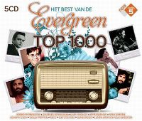 Cover  - Het beste van de Evergreen Top 1000