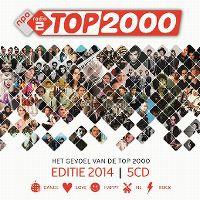 Cover  - Het gevoel van de Top 2000 - Editie 2014